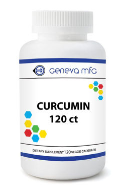 Picture of Curcumin in Black Bottle 120 count